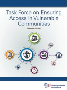 Access task force guide cover