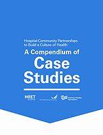 comunity partnership case studies compendium cover