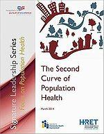 secong curve of pop health guide cover